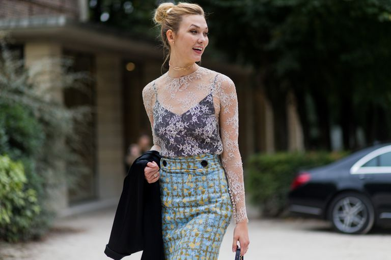 Stradă Style : Day Four Paris Fashion Week Spring/Summer 2017