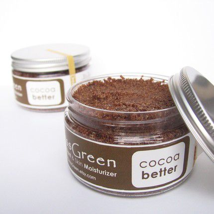 Haljina Green: Cocoa Better