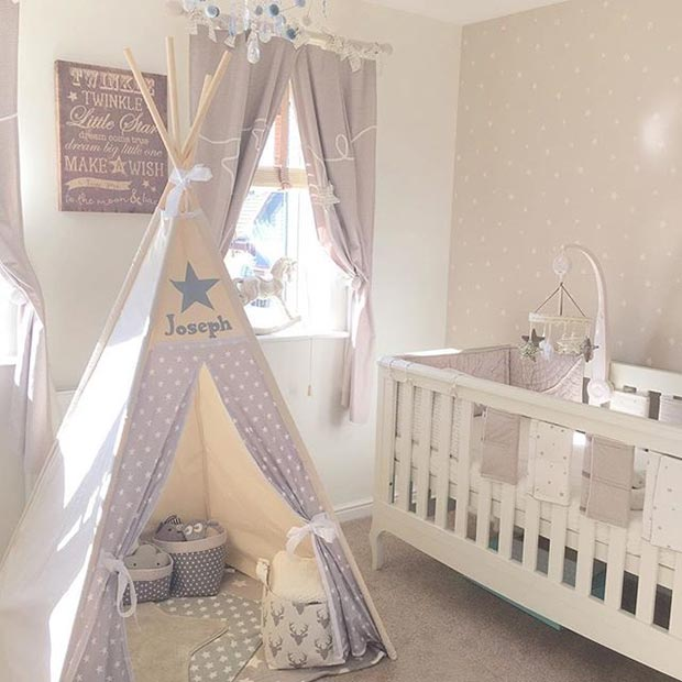 Греи Nursery Idea for a Boy
