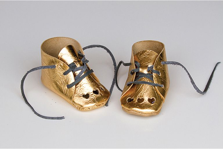 Guld Leather Shoes