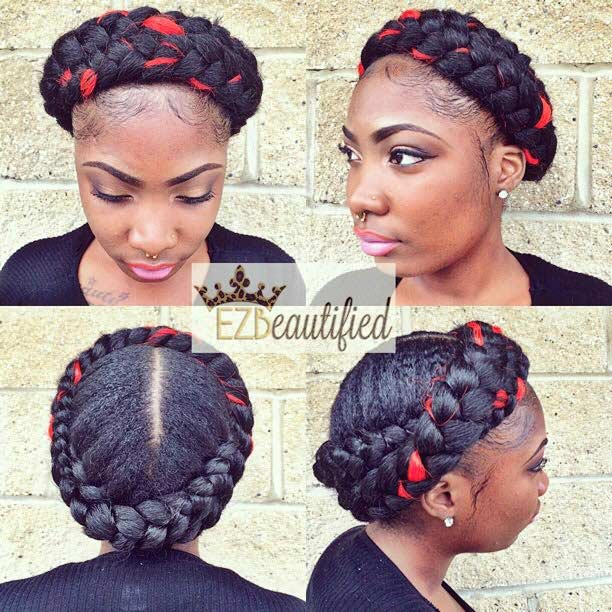 Fonott Protective Hairstyle for Black Women