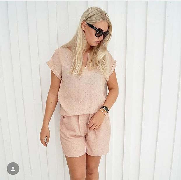 Матцхинг Two Piece for Casual Summer Outfits