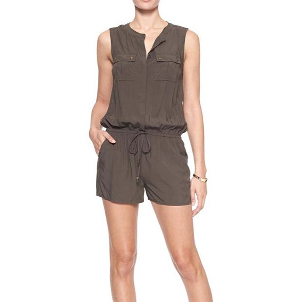 טרנדי Romper for Casual Summer Outfits