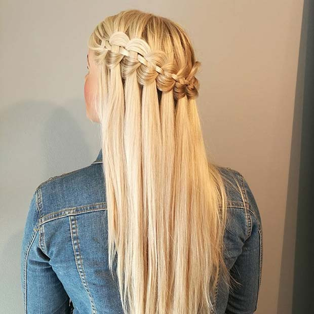 Vattenfall Braid Look for Summer
