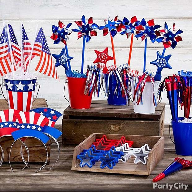 4 of July Party Props for 4th of July Party Ideas