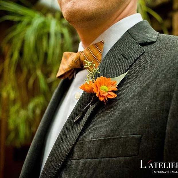 Pad Groom Outfit Idea Fall Wedding Ideas
