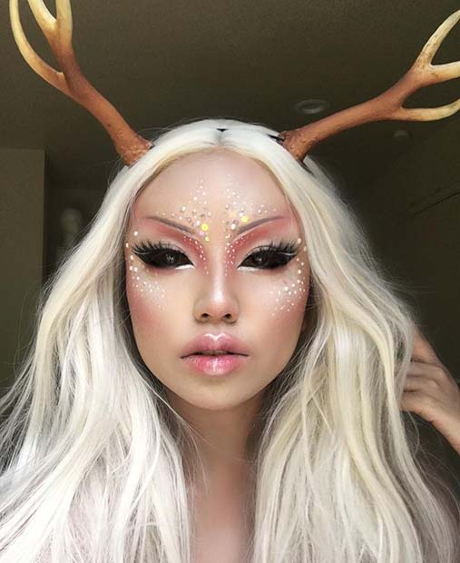 Cerb Makeup for Best Halloween Makeup Ideas