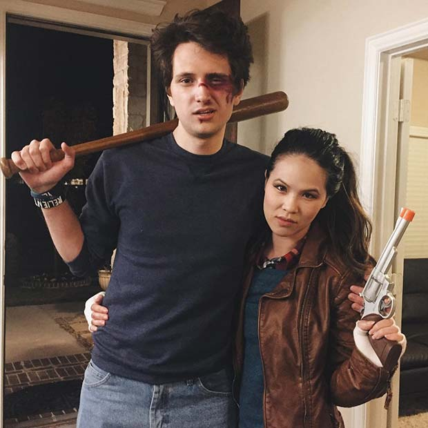 Strannik Things Nancy and Steve for Halloween Costume Ideas for Teens