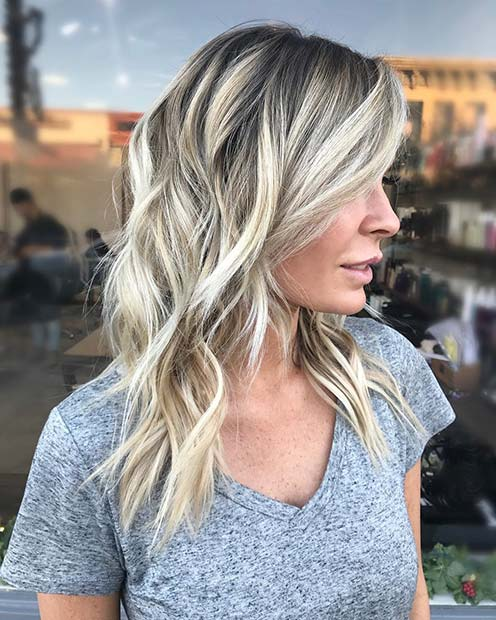 Светло Beach Blonde Hair