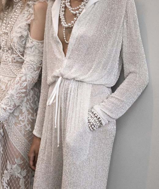 Стилски Bridal Jumpsuit