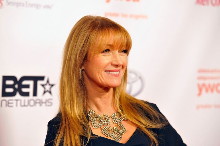 Jane Seymour, celebrity mother of twins