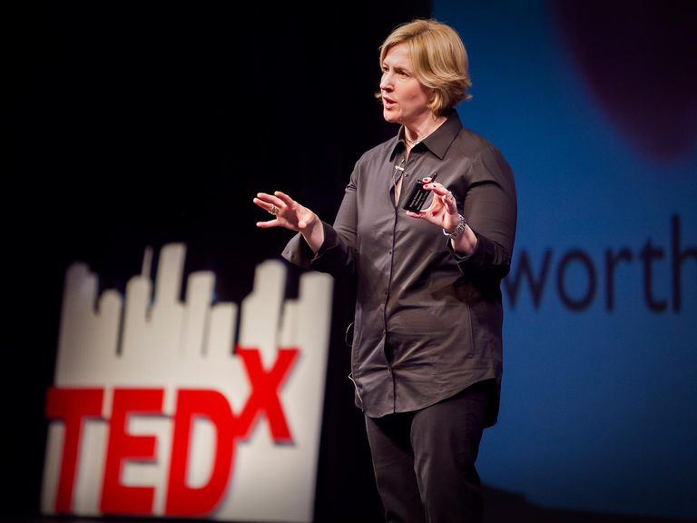 Brene Brown TED Talk on Vulnerability