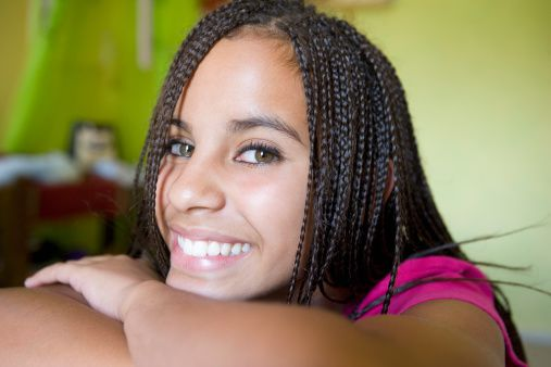 צמות can be a great protective style.