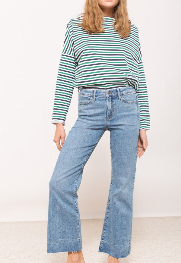MIH Jeans flare jean - the Lou Jean