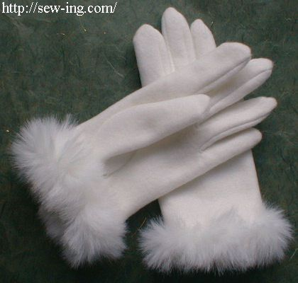 אֵיך to Make Gloves