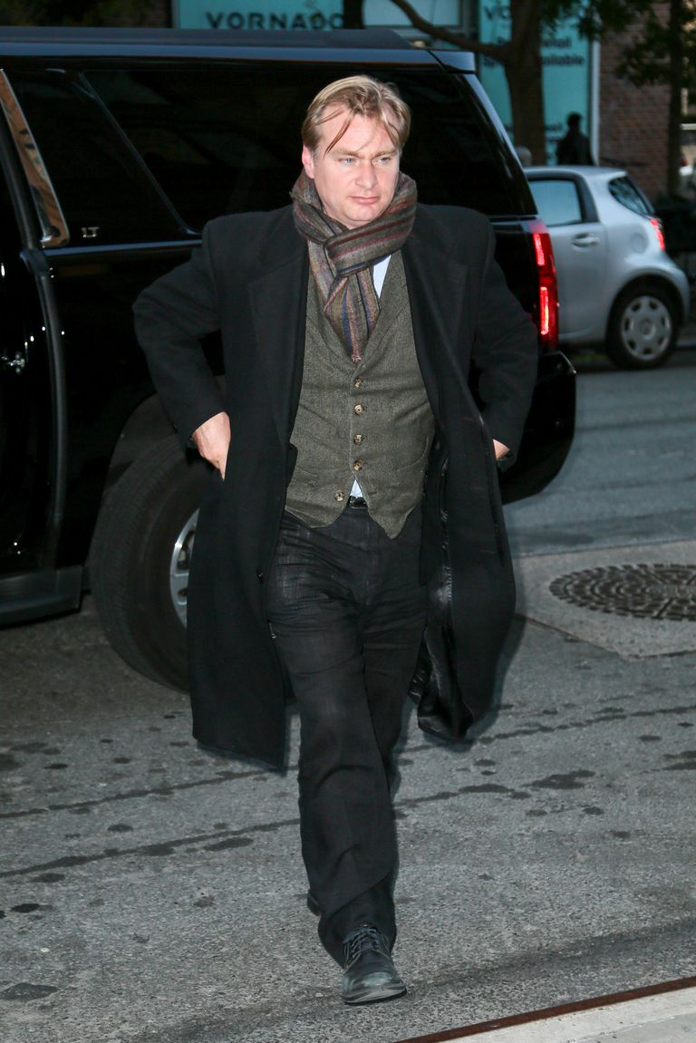 Samma Outfit Everyday - Christopher Nolan