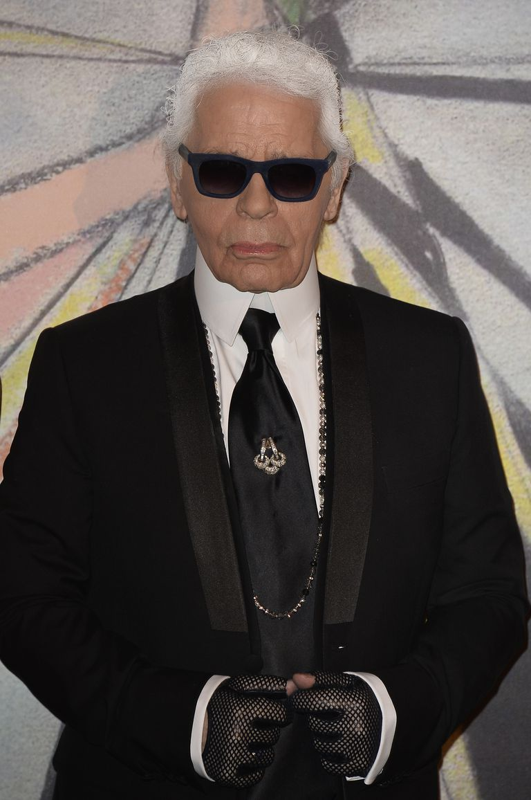 Samma Outfit Everyday - Karl Lagerfeld