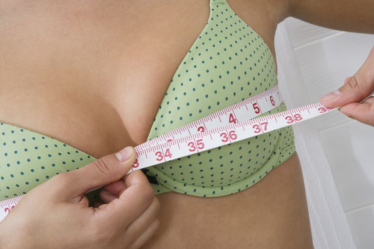 A truth about bra sizes