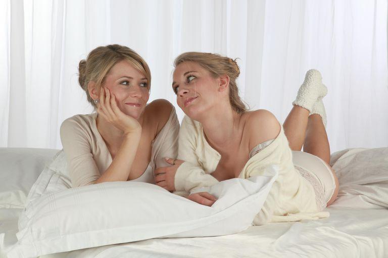 prvi put lezbijke koje imaju seks