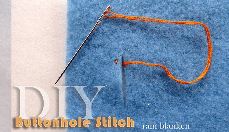 İlik Stitch Tutorial