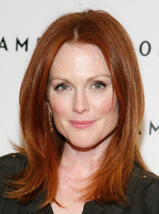 שַׂחְקָנִית Julianne Moore on July 14, 2008
