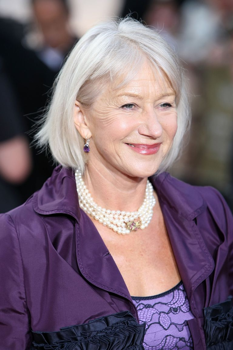 Helena Mirren attends the 125th Metropolitan Opera opening night