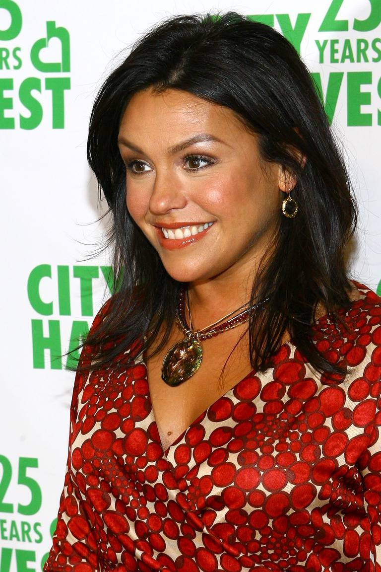 Televizija personality Rachael Ray attends City Harvest's bid against hunger