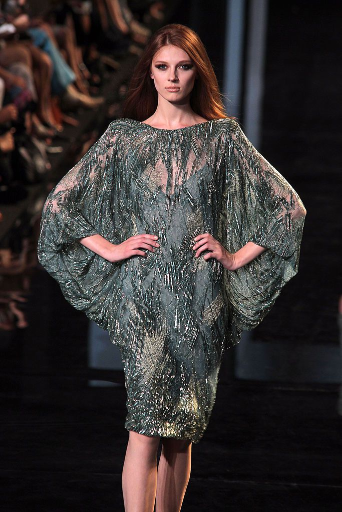 Elie Saab - Runway - PFW Haute Couture F/W 2011