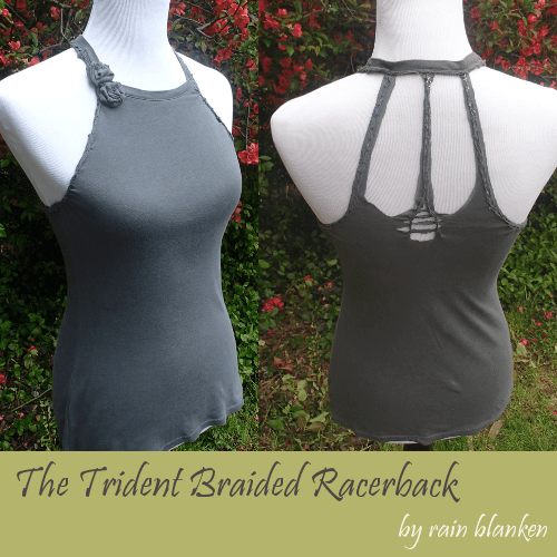 Upcycled T-Shirt Transformation
