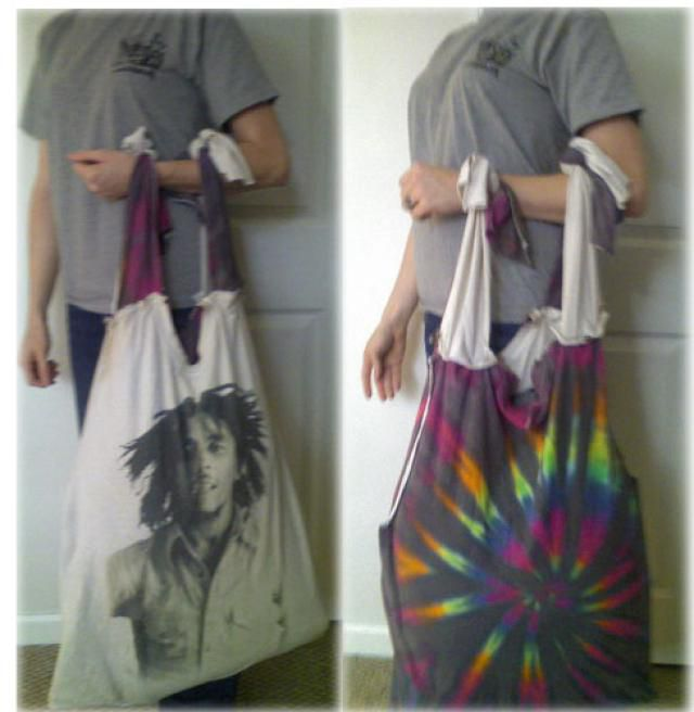 Tricou Grocery Tote Bag
