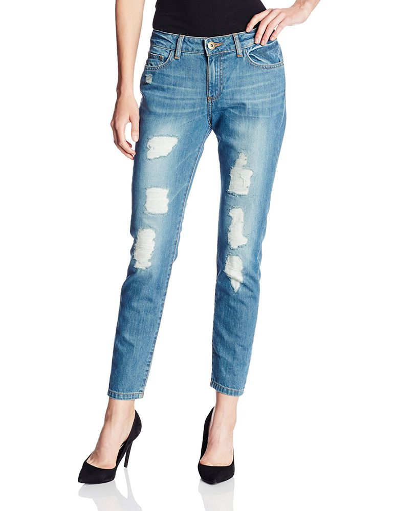 DL1961 Nolita Destructed Jean