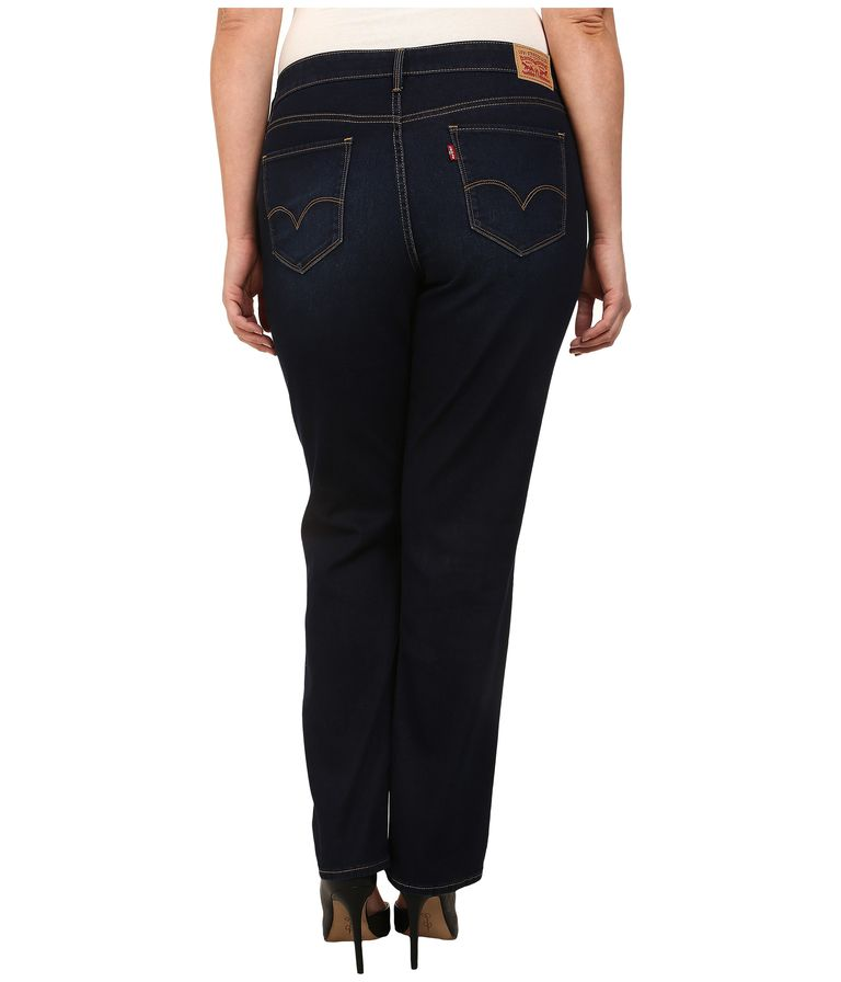 ลีวายส์ Plus Size 314 Shaping Straight Leg Jean