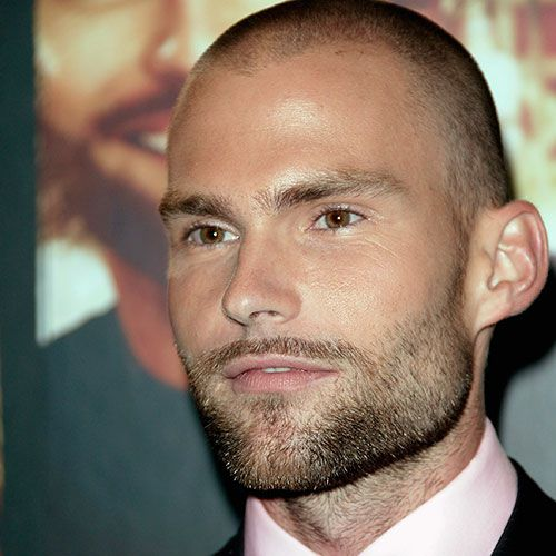 Seann William Scott Shaved Head