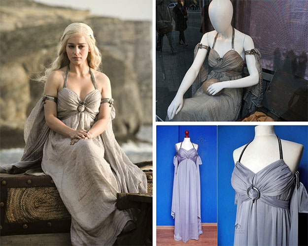 Daenerys Wedding Dress