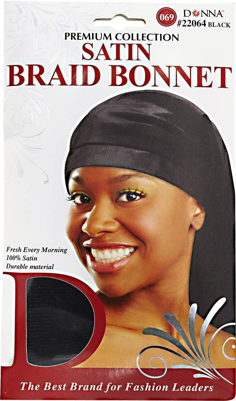 Braid bonnet for covering braids