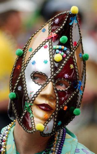 Mardi Gras Costume Ideas