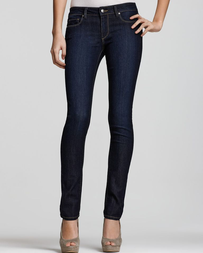Paige petite designer jeans in skinny fit