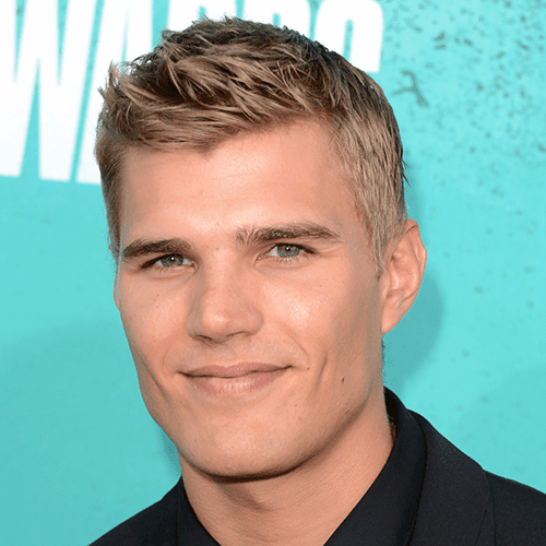 Chris Zylka Ivy League Haircut