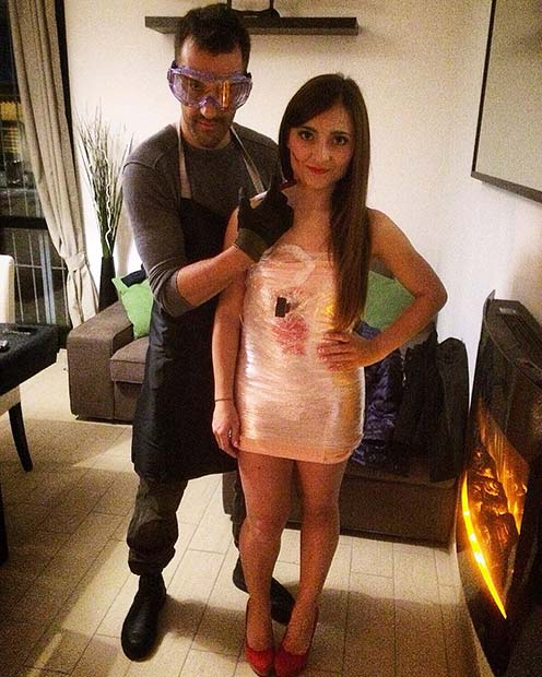 Dexter Costume for Scary Halloween Costume Ideas for Couples