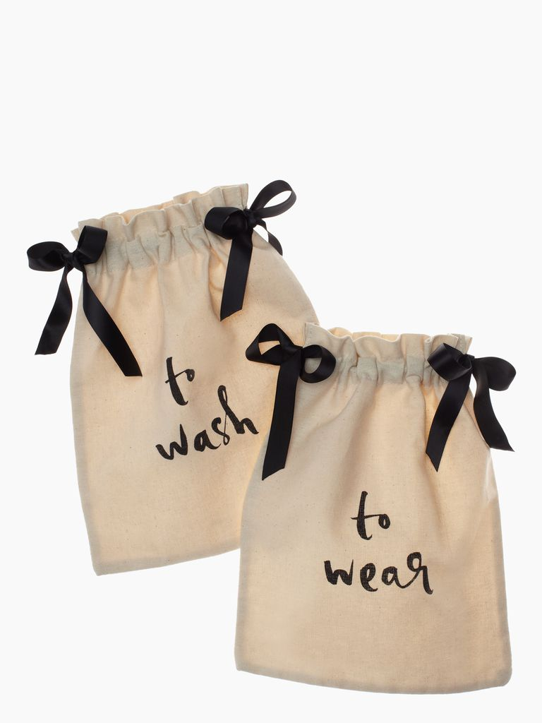 सेवा मेरे Wash and To Wear Kate Spade Lingerie Bags