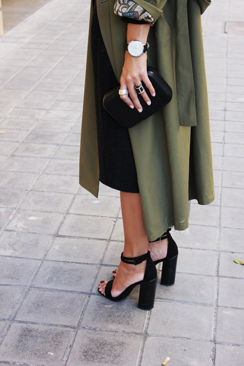 Blockera Heel Sandals