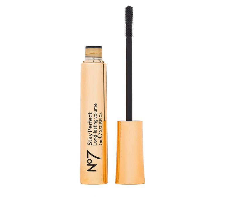 No7® Stay Perfect Mascara Black - .23oz