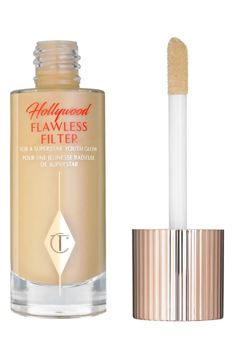 Hollywood Flawless Filter for a Superstar Youth Glow CHARLOTTE TILBURY