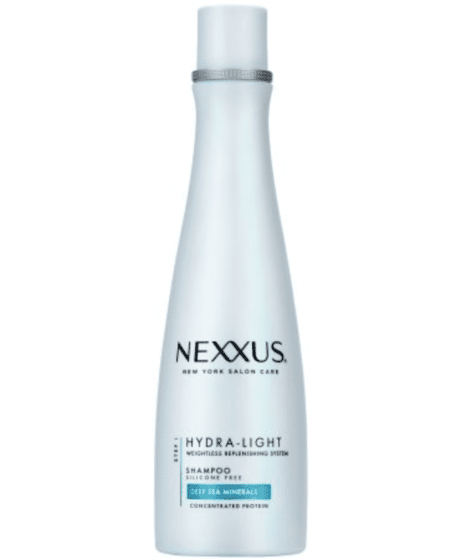 Nexxus Hydra-Light Weightless Moisture Shampoo for Oily Hair 13.5 oz