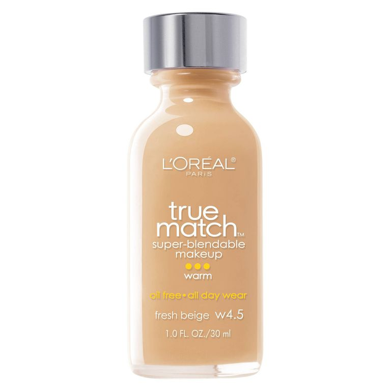 L'Oreal® Paris True Match Super-Blendable Makeup - Light Shades - 1.0 fl oz