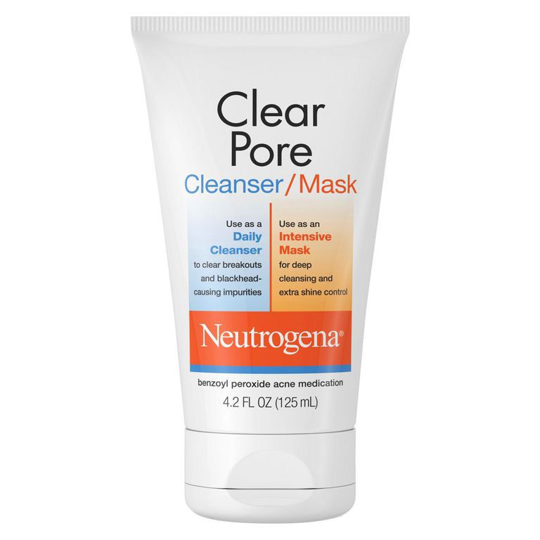 Neutrogena® Clear Pore Facial Cleanser/Mask - 4.2 fl oz