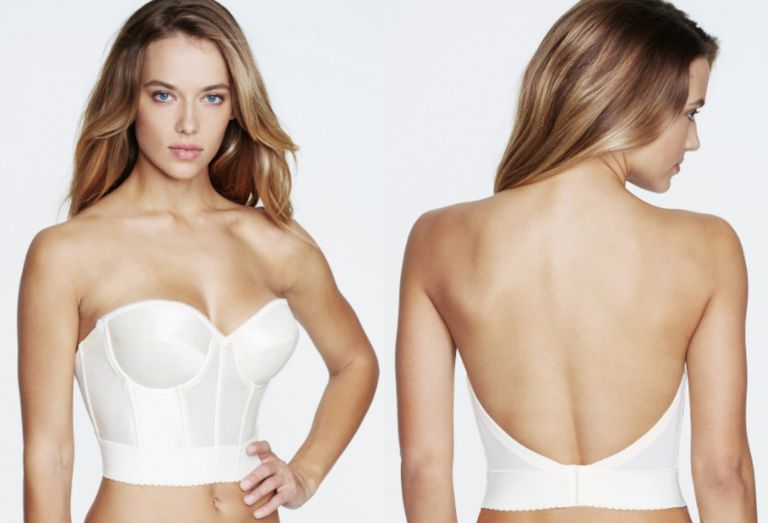 Dominque low back bra