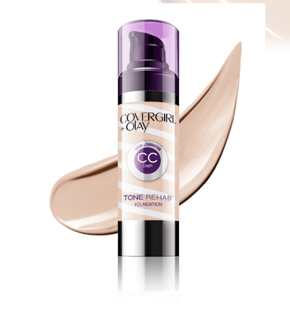 Cover Girl Tone Rehab Foundation