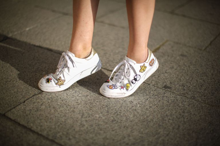 Даниел Footwear Emoji Sneakers