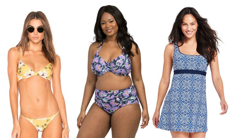 Acoperire options swimsuits